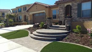 Synthetic Turf can be a easy solution to an amazing yard- Landscape design in Chino Hills CA,