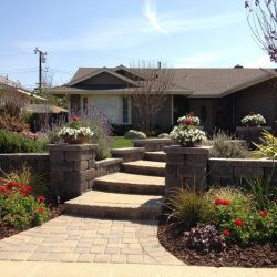 What are the different types and uses of retaining walls?