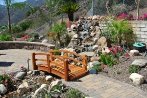 Some things are best left to the pros - Landscape design in the Inland Empire  area