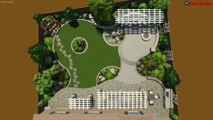 Design Plans are the first step - Landscape design in the Inland Empire  area